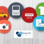 KIRAYE PER – WHY BUY WHEN YOU CAN RENT?